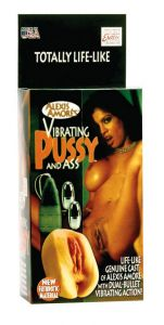 ALEXIS AMORE VIBRATING PUSSY